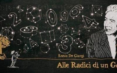 A Lizzanello Tributo al Grande Matematico Ennio de Giorgi
