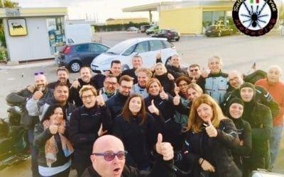 Alla scoperta di Terra d'Arneo con il Motoclub Salentum Terrae