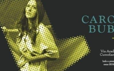 """CAROLINA BUBBICO TRIO inaugura i venerdì """"MUSIC & DINNER"""" al NAITENDI a CUTROFIANO"""