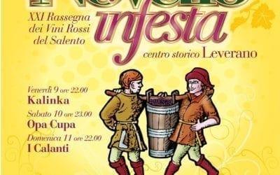 Novello infesta 2018 il programma del 9, 10, 11 novembre