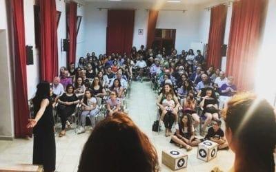 7 e 8 novembre lezioni di prova gratuite dei laboratori teatrali di Ultimi Fuochi a Poggiardo, Spongano e Vignacastrisi