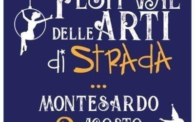 """Montesardo: il 3 agosto """"Artetica – Festival delle Arti di Strada 2019"""""""
