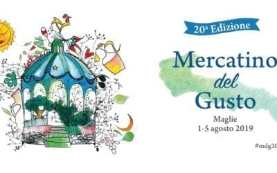 """Maglie: il programma del 2 agosto del """"Mercatino del Gusto"""""""