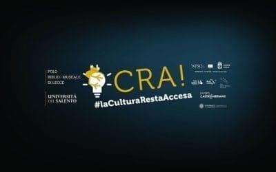 CRAfest 2020 il festival di #LaCulturaRestaAccesa