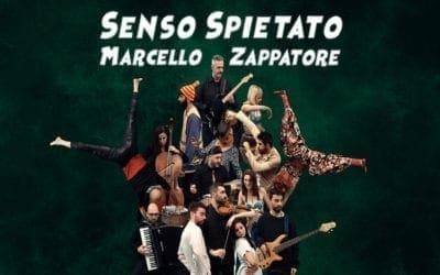 """""""Senso spietato"""" online da giovedì 16 aprile il videoclip del nuovo singolo di Marcello Zappatore"""