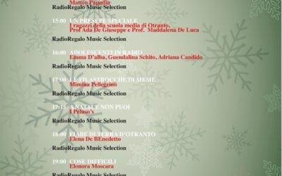 Otranto. RadioRegalo: La programmazione del 25 dicembre 2020
