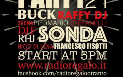 Otranto. Quest'anno il Capodanno è su RadioRegalo